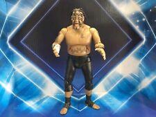 "WWE JAKKS 7"" SCALE WRESTLING ACTION FIGURE - UMAGA DELUXE AGGRESSION - 2007"