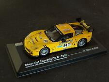 Chevrolet corvette C6-R 2005. 1/43