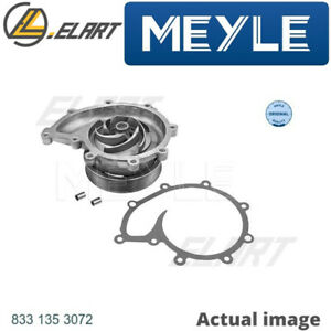 WATER PUMP FOR SCANIA P G R T SERIES DC 09 112 DC 09 111 DC 09 113 MEYLE E114
