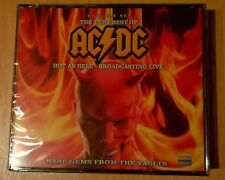 AC/DC Hot As Hell - Broadcasting Live (4CD Box scellée/sealed)