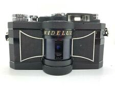 【EXC+5】 Panon Widelux Model F7 35mm Panoramic Film Camera from JAPAN #1968