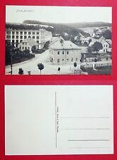 AK PLAUE-BERNSDORF bei Flöha um 1910 Strassenpartie mit Fabrik ?   ( 27862