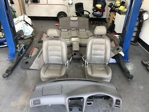 Lexus GS300 Grey interior