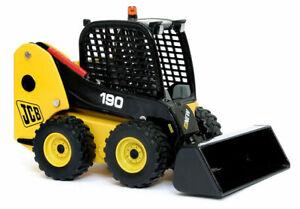 Model Crew Industrial Joal Robot 190 Skid Steer Loader 1:3 5 vehicles