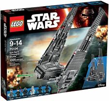 LEGO Star Wars Kylo Ren's Command Shuttle 75104 - NEW IN FACTORY SEALED BOX