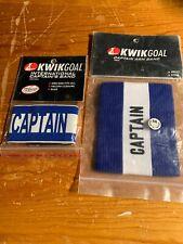 Kwikgoal Captain Arm Band & International Captain's Band
