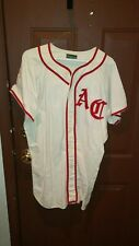 Vintage Macgregor Baseball Jersey Size 42 Made In Usa