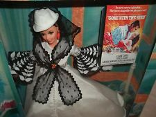 Gone With T Wind Scarlett O'hara 1994 Barbie Hollywood Legends Collection #13254