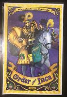 Mardi Gras Order Of Inca Poster #30/500