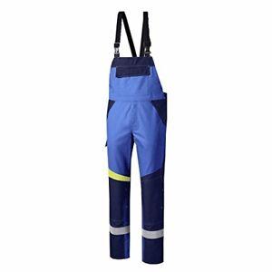 Men's Flame Retardant Bib&Brace Overalls 5-Safety Protective Workwear, GB42