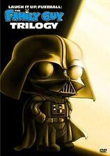 Family Guy Star Wars Trilogy 0024543707103 DVD Region 1 P H