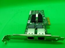 HP PCI-e Dual port Gigabit Network Card for rx2660 AD337-60001 D86723-005 AD337A
