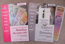 CAPRICORN - Handmade birthstone dowsing pendulum + 2 great books & a bookmark