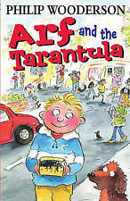 Arf and the Tarantula (Black Cats), New, Wooderson, Philip Book