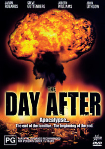 Steve Guttenberg JoBeth Williams THE DAY AFTER - NUCLEAR HOLOCAUST DISASTER DVD