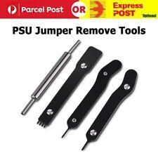 PC ATX PSU PCI Power Cable Connector Molex Pin Removal Remover Modding Tool AU