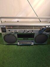 Vintage Retro Toshiba RT-120S Stereo Radio Cassette Recorder Ghetto