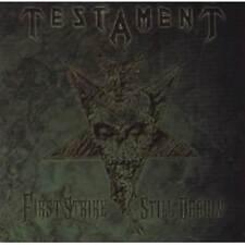 Testament - First Strike Still Deadly CD NEU OVP