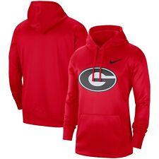 Georgia Bulldogs Nike Logo Performance Hoodie Size 3XL