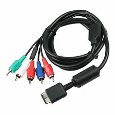 1.8M HD Component AV Audio Video HDTV Cable Cord for Sony PS2 PS3