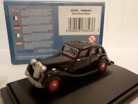 Riley Kestral, Black, Model Cars, Oxford Diecast