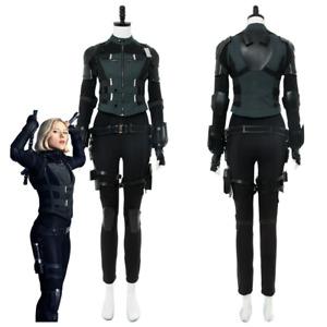 Avengers 3: Infinity War Black Widow Natasha Romanoff Cosplay Outfit Costume