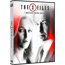 X Files - Stagione 11  [Dvd Nuovo]   [PRENOTALO DISP DAL 22/08]