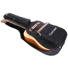 """Waterproof 41"""" Acoustic Guitar Gig Bag Thicken Padded Soft Case FREE SHIPPING"""