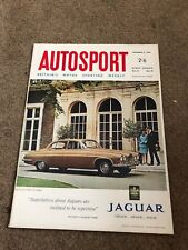 DEC 17 1965 AUTOSPORT vintage car magazine