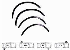 Radlaufchrom Radlaufleisten Satz 4 Stück Schwarz matt CHRYSLER PT CRUISER