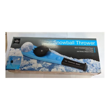 Sharper Image Snowball Thrower Wand With Rubberized Grip