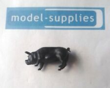 Corgi Gift Set 5 Agricultural set reproduction black plastic pig