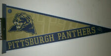 """Pittsburgh Panthers Ncaa Full Size 12x30"""" Felt pennant - Rico Ind."""