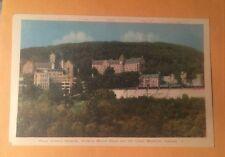 Royal Victoria Hospital MONTREAL QC/PQ vintage unused white-border postcard