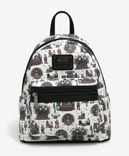 LOUNGEFLY STAR WARS MINI BACKPACK BAG MOS EISLEY CANTINA NY COMIC CON EXCLUSIVE
