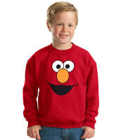 Sesame Street Elmo Face Toddler Sweatshirt