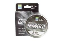 Preston Innovations Reflo Braidcast Superior Sinking Braid 150m 0.12mm RRP £23