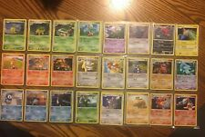 Pokemon Card TCG Sinnoh Diamond Pearl Pokédex Lot Holo Garchomp Lucario Arceus
