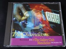 The Chameleons - Recorded Live At The Gallery Club Manchester 18th December 1982