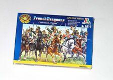 Soldatini Dragoni Francesi 1/72 della Italeri