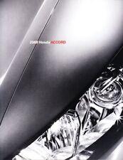 2008 08 Honda Accord  original sales brochure MINT