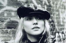 Blondie Debbie Harry Awsome 10x8 Photo Cap