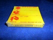 NOS Suzuki Piston Ring Set STD 69-71 T250 12140-18400