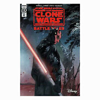 🔥 STAR WARS Adventures - Clone Wars: Battle Tales #3 | PEACH MOMOKO Darth Maul