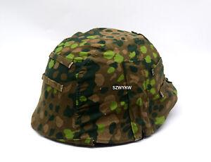 Replica WWII German DOT 44 Helmet Cover Camo