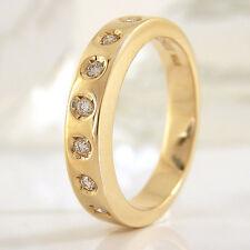 Christ Echtschmuck-Ringe aus Gelbgold mit Diamant