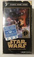 FUNKO VHS BOX STAR WARS THE EMPIRE STRIKES BACK WALMART EXCLUSIVE T-SHIRT Medium