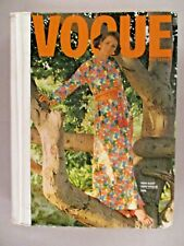 Vogue Patterns CATALOG - 1970 ~~ large store counter pattern book
