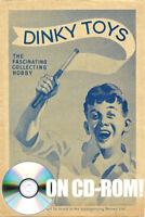 WAR ERA 1940S DINKY TOYS AUSTRALIAN CATALOG ON CD-ROM! MECCANO HORNBY TRAINS +++