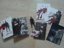 THE RAID : REDEMPTION Blu-Ray FULL SLIP SteelBook SLIPCOVER Poster BOOK cards